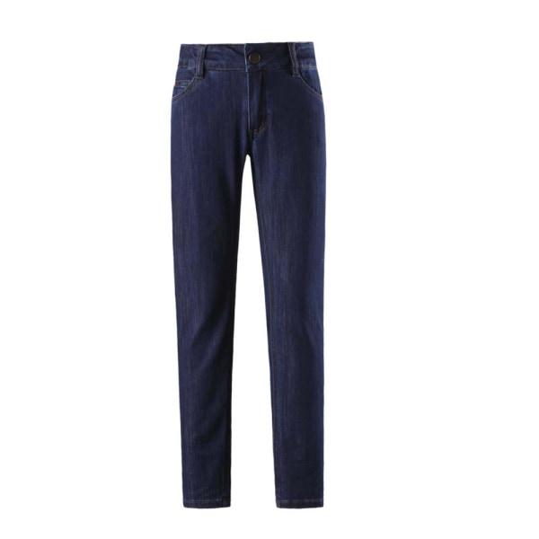 Reima Zeil jeans med stretch Reimago ficka strl 98 Denimblå one size