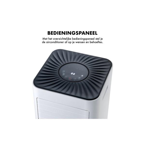 MOA 7000 BTU Luftkonditionering med fjärrkontroll