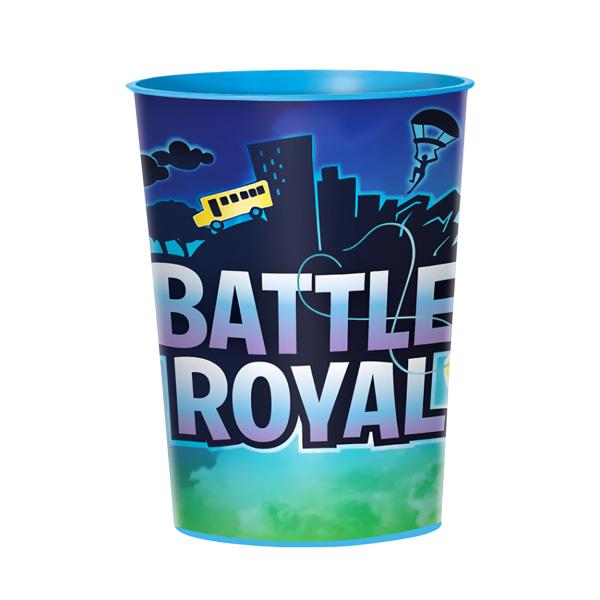 Battle Royal Favor Cup One Size Flerfärgad Multicoloured One Size