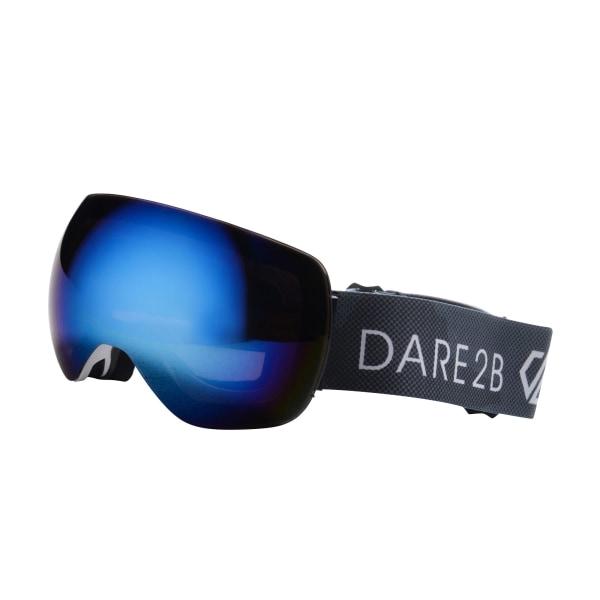 Dare 2b Unisex Adults Verto Skidglasögon One Size Black Black One Size