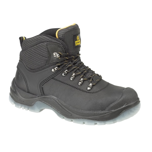 Amblers Steel FS199 Safety S1-P Boot / Mens Boots / Boots Safety Black 7 UK