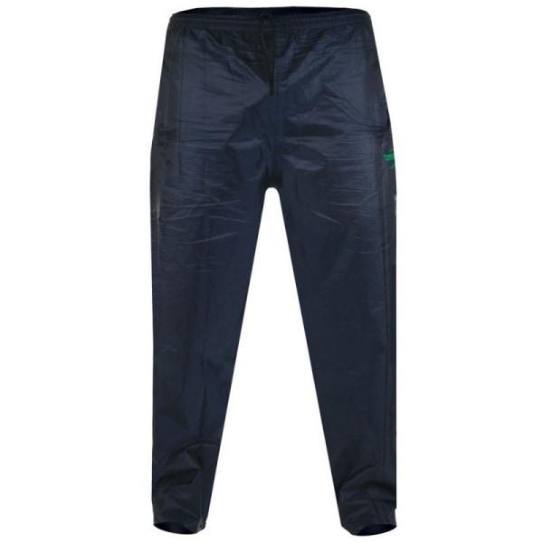 Duke Mens Elba Kingsize D555 Packaway Rain Over Trousers 2XL Nav Navy 2XL