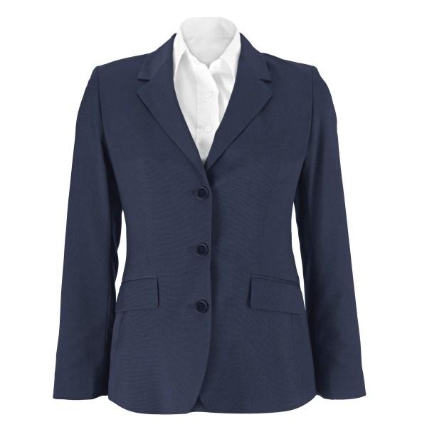 Alexandra Womens / Ladies Icona Long Line Formal Work Jacket 10R N