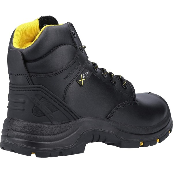 Amblers Unisex Vuxna Wrekin Vattentät lädersäkerhetssko 13 U