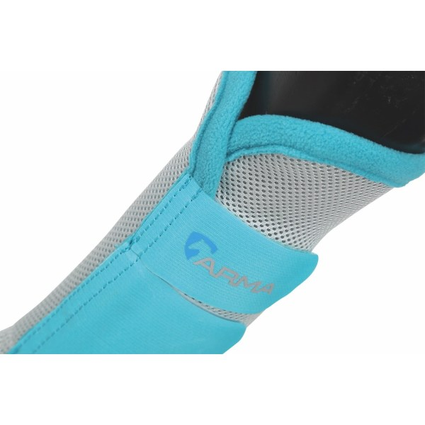 ARMA Horse Fly Turnout Socks (Pack of 4) Pony Teal