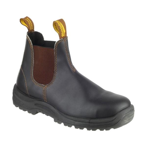 Blundstone 192 Mens Industrial Safety Boot 13 UK Brown Brown 13 UK