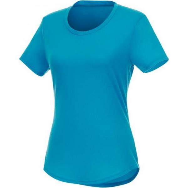 Elevate Dam/Dam Jade Kortärmad Återvunnet T-shirt XL Blå Blue XL