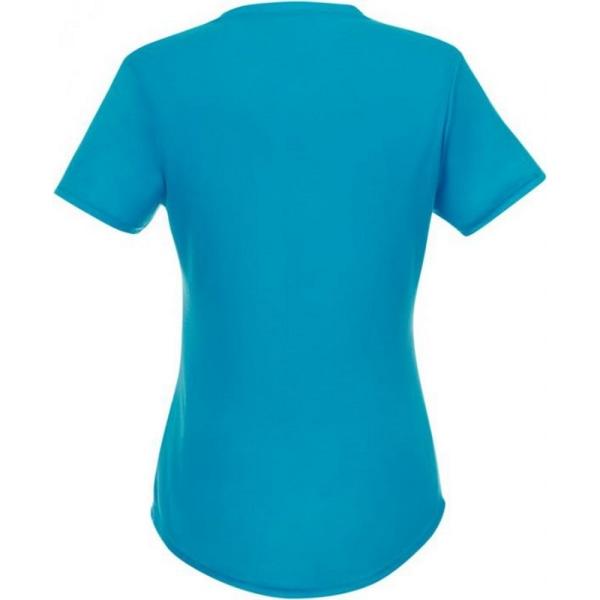 Elevate Dam/Dam Jade Kortärmad Återvunnet T-shirt M Blå Blue M