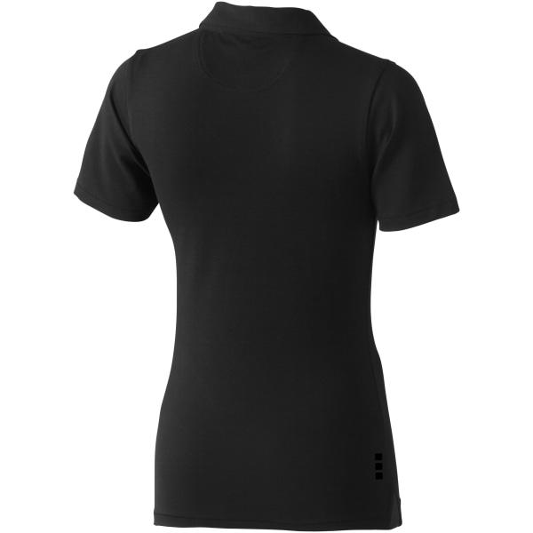 Elevate Markham Short Sleeve Ladies Polo XL Antracit Anthracite XL