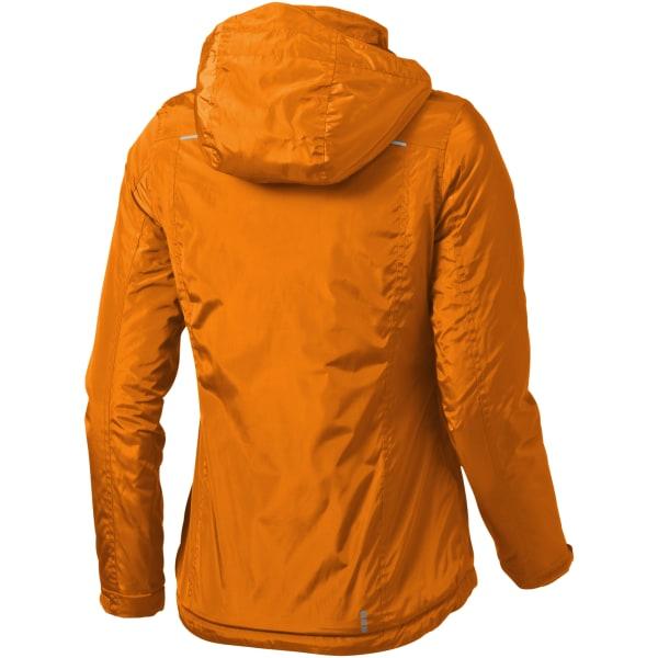 Elevate Smithers Fleece fodrad jacka för damer / damer M Orange