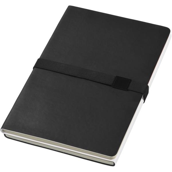 JournalBooks Doppio anteckningsbok 21.3 x 14.5 x 2 cm Massiv sva