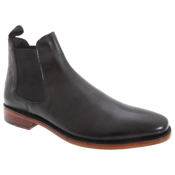 Kensington Classics Herrskor med två skinn i alla läder 10 UK Sv Black 10 UK