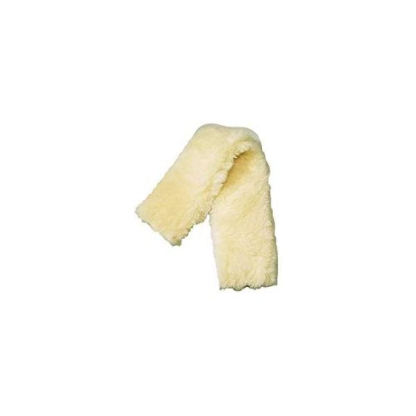 Kincade Syntetisk Fleece-omkretsärm One Size White