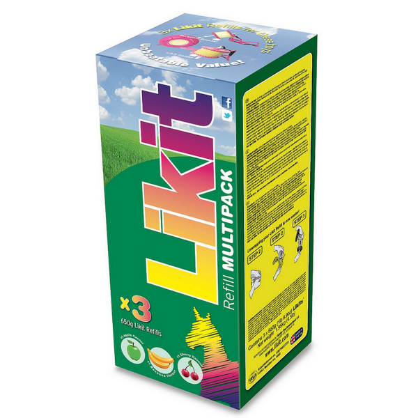 Likit Multipack (3 Pack) One Size Assorted