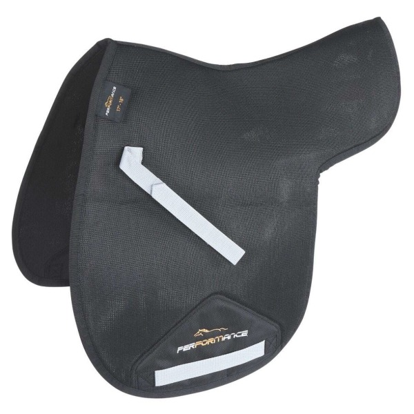 Performance Air Motion Horse Numnah 15in - 16.5in Black