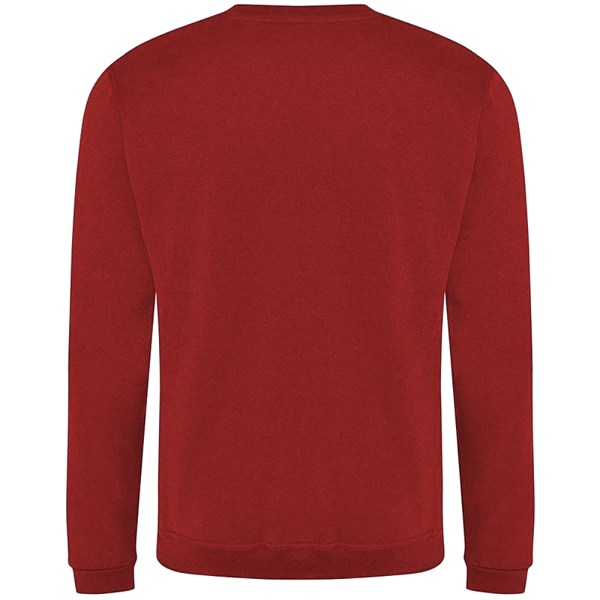 Pro RTX Herr Pro Sweatshirt L Röd