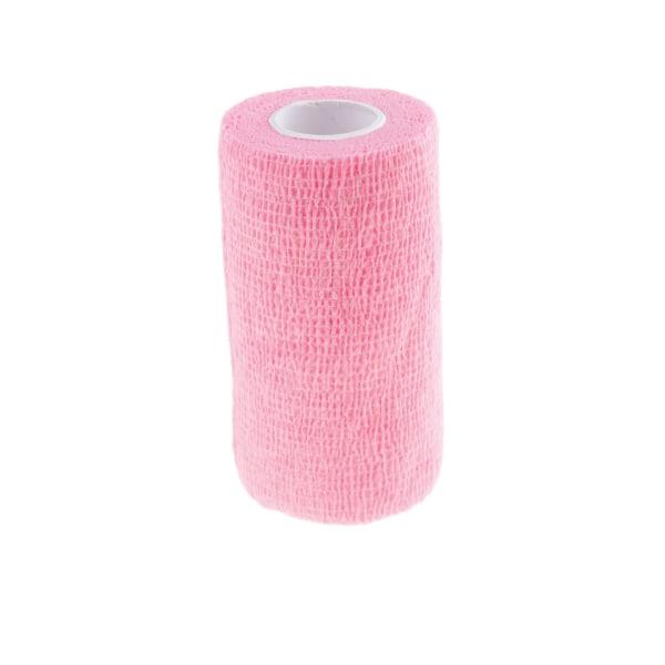 Roma sammanhängande bandage 2m rosa