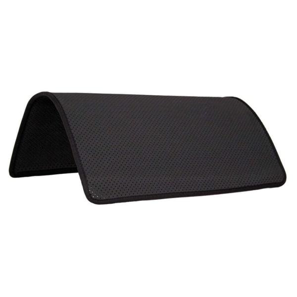 Shires Ultra Non Slip Oblong Horse Saddlepad One Size Black