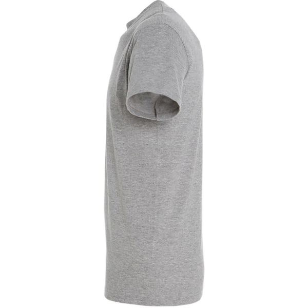 SOLS Mens Regent kortärmad T-shirt 4XL grå Marl Grey Marl 4XL