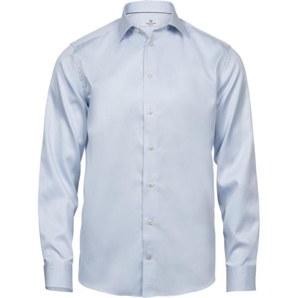 Tee Jays Mens Luxury Comfort Fit Shirt S Ljusblå Light Blue S