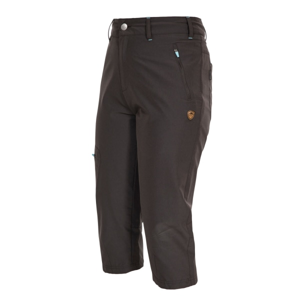 Trespass Womens / Ladies Recognize Long Shorts S Peat