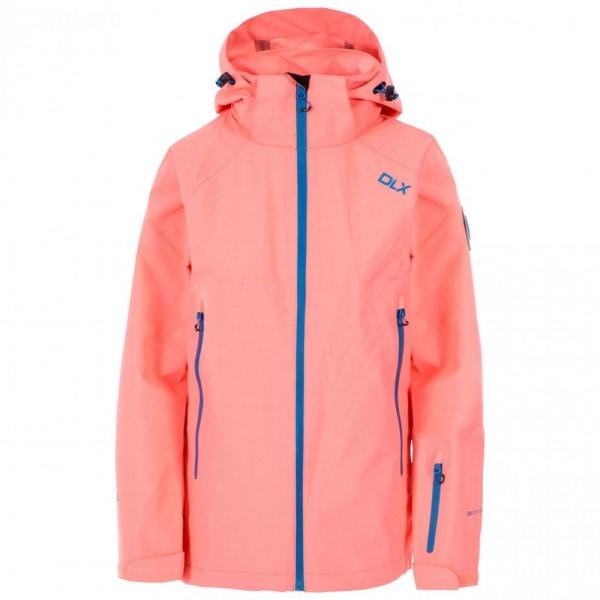 Trespass Tammin DLX Ski Jacket S / Neon Coral för kvinnor / damer Neon Coral S