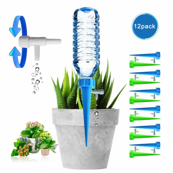 12 automatiska droppbevattningsanordningar för att ta hand om dina växter