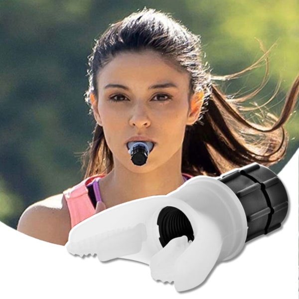 Lung Sport Expiratory High Altitude Train Breath Exercise Device