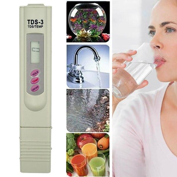 Digital Electric TDS / EC / PH Tester Hydroponics Water Test Pen
