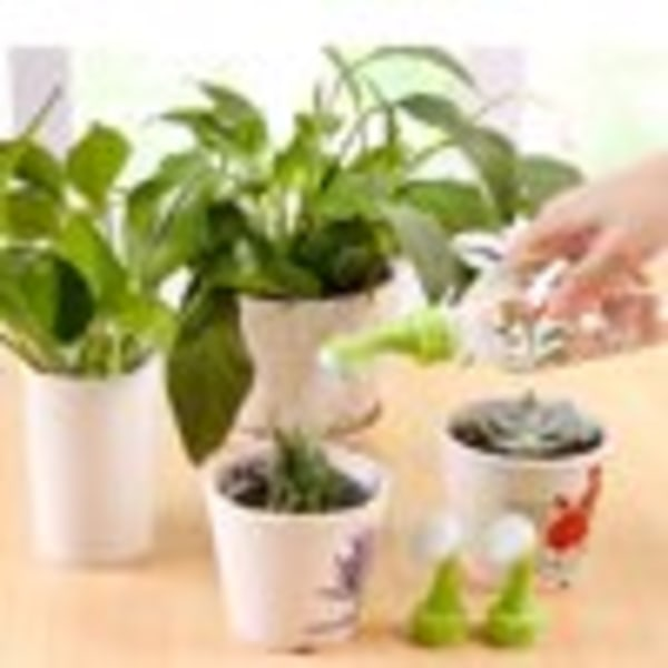 2st hushålls krukväxtvattenblomma och växtsprinkler