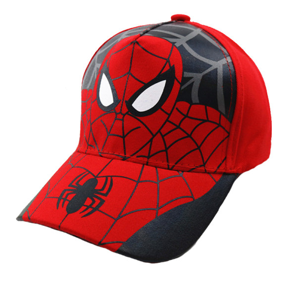 Småbarn Baseball Cap Barn Cartoon Baseball Cap Hip Hop Cool Hat #3
