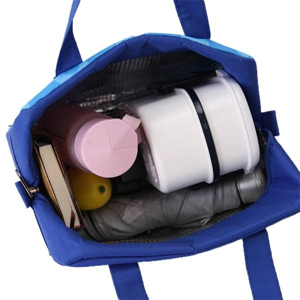 Vuxen vattentät bärbar lunchbox tecknad söt barnväska #2