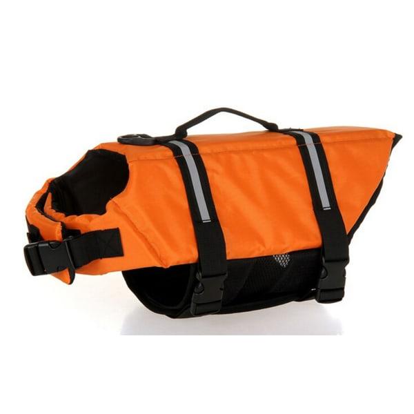 Flytväst för hundar säkrare väst badjacka flytväst XXS