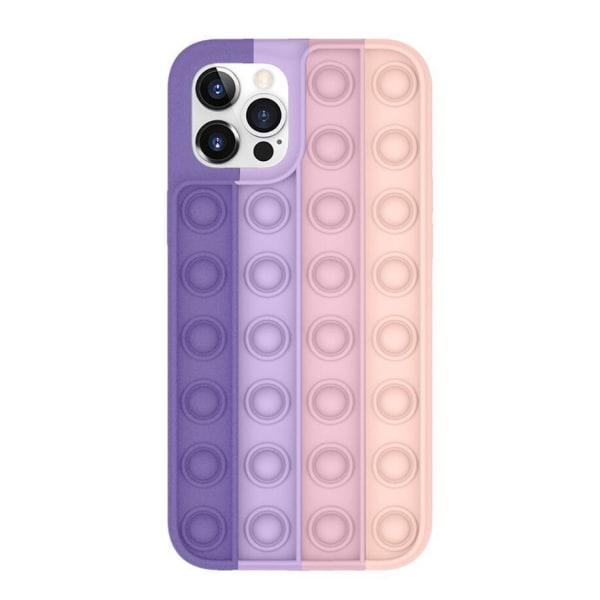 Pop It Case - Anti -stress Purple one size