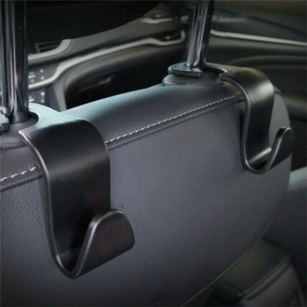 2 st Universal Bil Back Seat Hanger Väska Organizer 2pcs