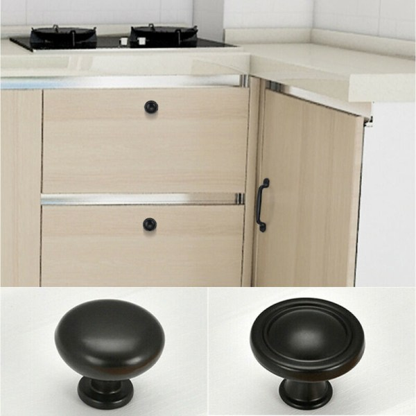 1st dörrknoppar legering köksskåp handtag skåp låda B 1PC