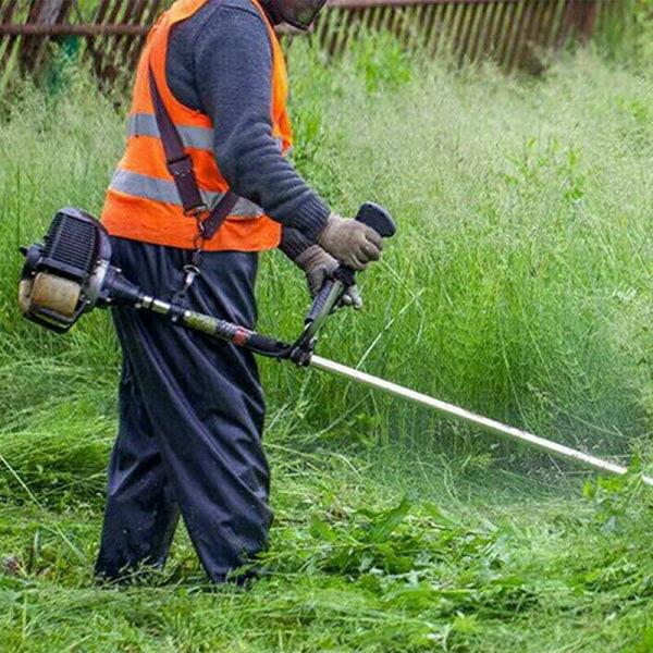 50PCS Gräsklippare som passar trimmerblad för hem Trädgård 50 PCS