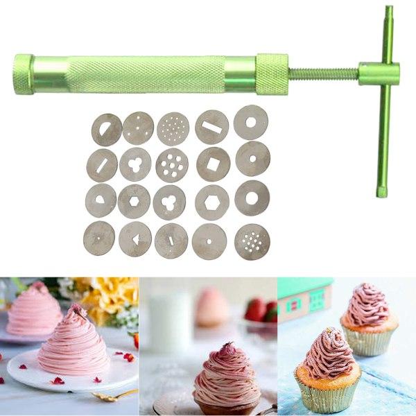 20st Clay Sugar Paste Craft Fondant Cake Klämverktyg