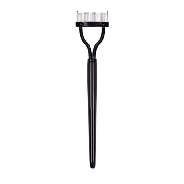 Ögonfranskam Mascara Lift Curl Metal Brush Beauty Smink Tools