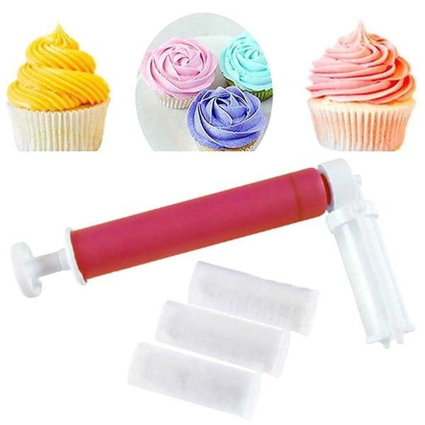 Manual Cake Spray Airbrush Cake Decoration Coloring Baking Tools
