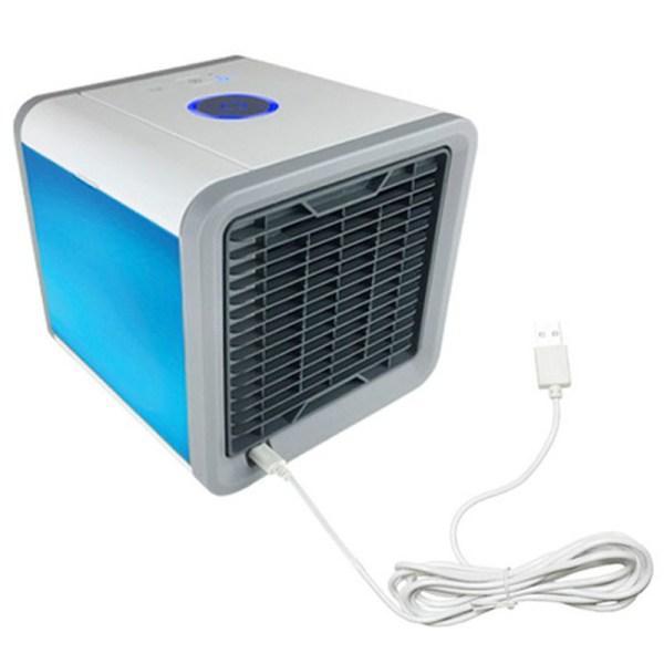 USB bärbar luftkonditionering / luftkylare luftfuktare Mini-fläkt Mini 1st generation