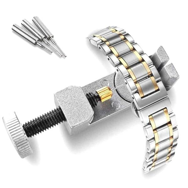 Metal Adjuster Watch Band Remover Reparationsverktygssats