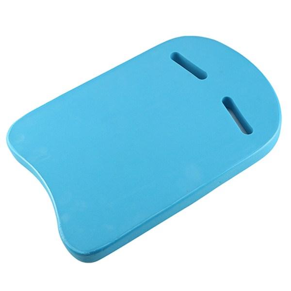 Simning Swim Kickboard Kid Vuxna Safe Learning Aid Float Board blue