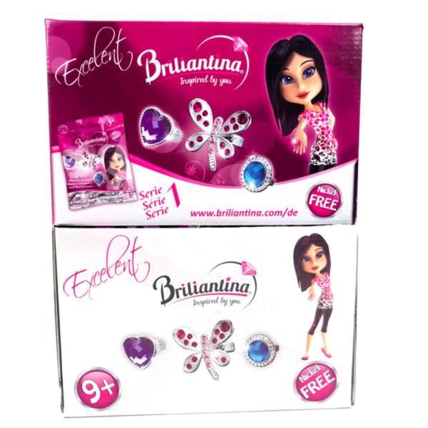 Briliantina Ring Blind Bag multifärg