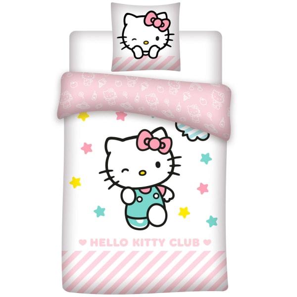 Hello Kitty Bäddset - Påslakan och Örngott multifärg one size