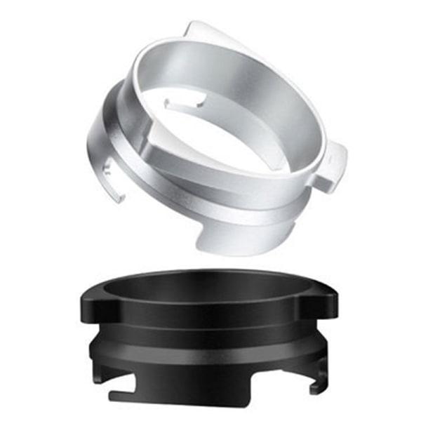 54 mm kaffemottagande doseringsring roterbar legeringsögla för kaffe B