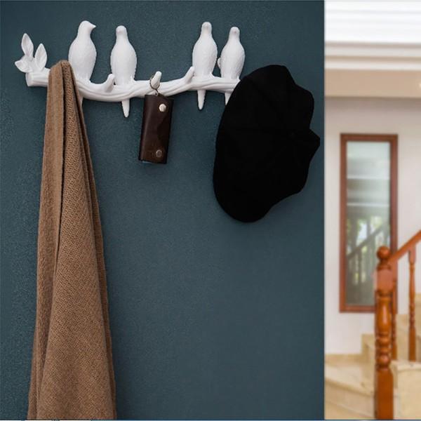väggdekorationer hartshängare nyckel kökshandduk krokar hatt handb