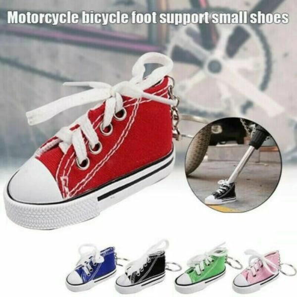 Mode Motorcykel Cykel Fotstöd Små skor Elektriska