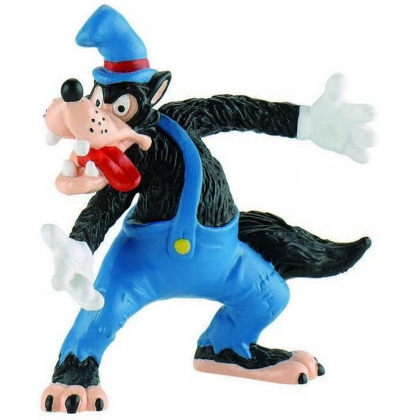 Bullyland Figur Disney De tre små grisarna Wolf Stora Stygga Var