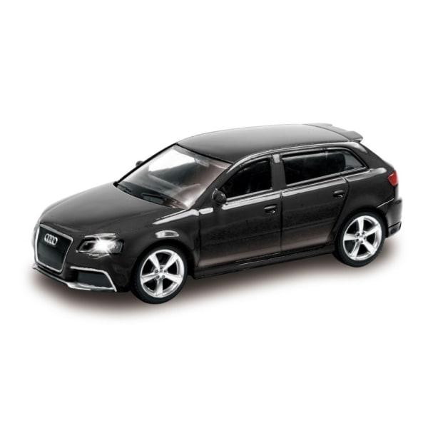 VN Bilar Cars metall 1:43 AUDI RS3 Sportback 4011 Svart